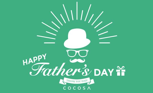 COCOSA HAUS Vol.13|父の日