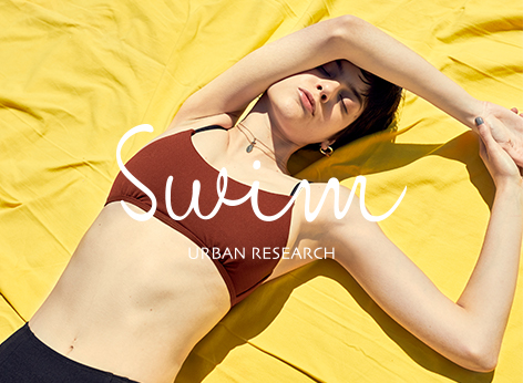 Swim URBAN RESEARCH 発売