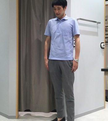 猛暑も快適に★ビズポロシャツ