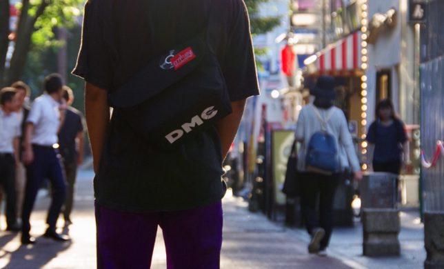 Manhattan Portage × DMC