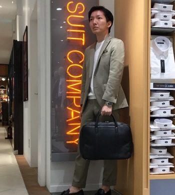 9月号《Begin》掲載★オールレザーバッグ
