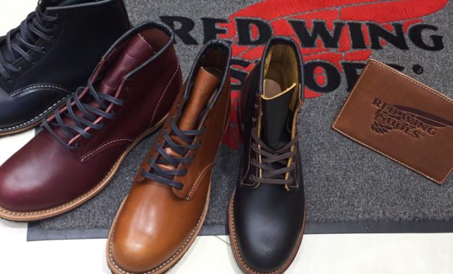 【RED WING】価格改定のお知らせ
