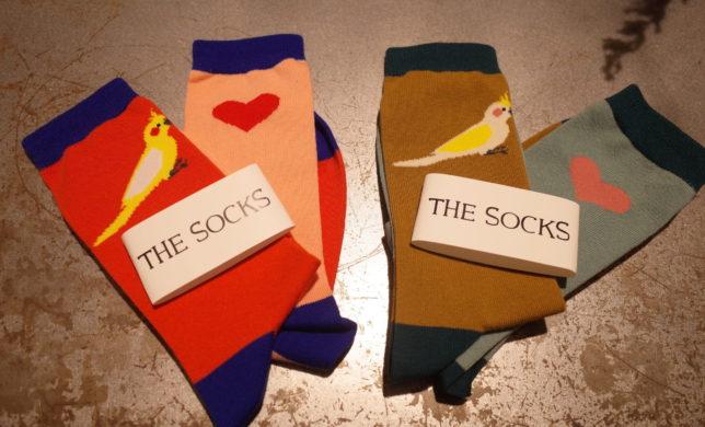 LA COET 靴下