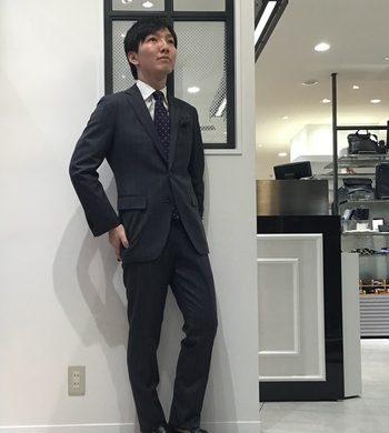 機能性素材《SOLO TEX》のスーツが登場★