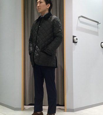 メンズコート★今季初のアウターをご紹介