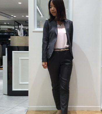 ☆レディス 待望のREDA新作スーツ