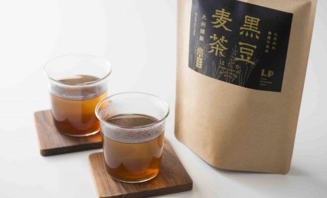 【イベント】黒豆麦茶試飲会