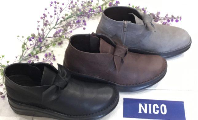 NICO ⭐️ 2WAY ショートブーツ🥾 ♪♪