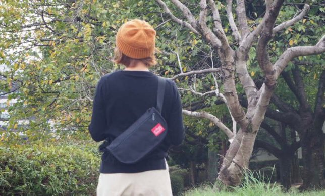 New 定番!Gowanus Tote Bag & Leadout Waist Bag