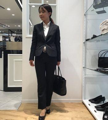【RAY掲載】スーツカンパニー一押し就活スーツ②