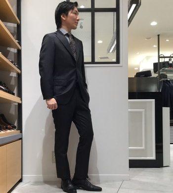 20周年特別企画★ハンドメイドスーツ
