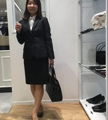 【RAY掲載】スーツカンパニー一押し就活スーツ①