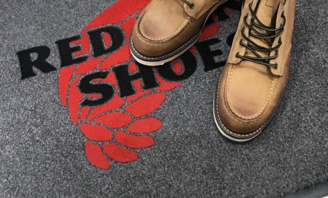 "RED WING  NEWモデル【6""CLASSIC MOC  8861 】"