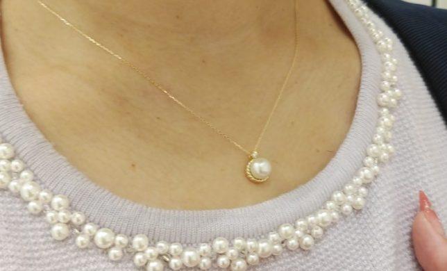 ✴ あこや真珠 ピアス・ネックレス ✴