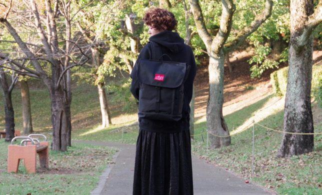 多めの荷物でも安心!多機能バッグ