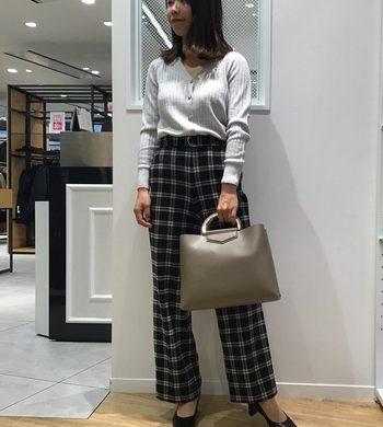 レディス閉店セール特集②オフィスカジュアルにぴったりワイドパンツ♡