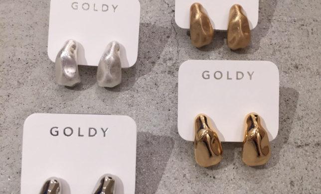 おすすめアクセサリー【GOLDY】