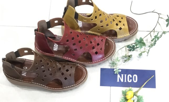 NICO ⭐️ カジュアルブーツサンダル入荷♪♪
