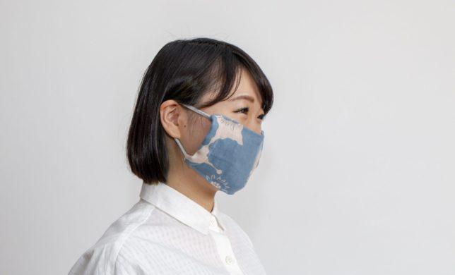 千代布を購入される方にマスク用の耳ゴムをお配りします!