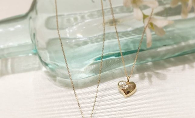 ✴ diamond necklace ✴