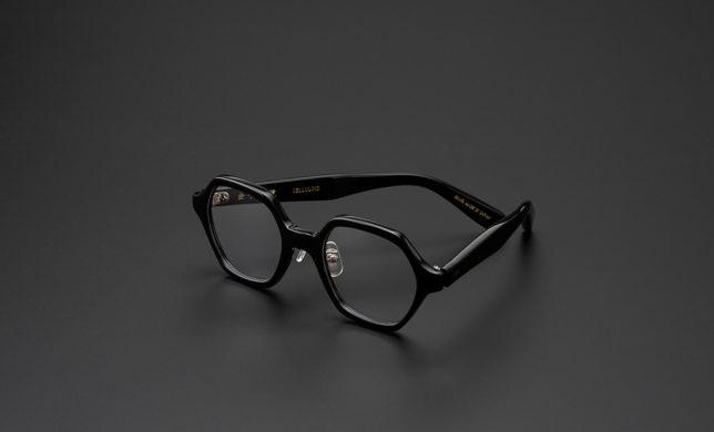 ゆとりサイズのヘキサゴン 金子眼鏡「KC-63」