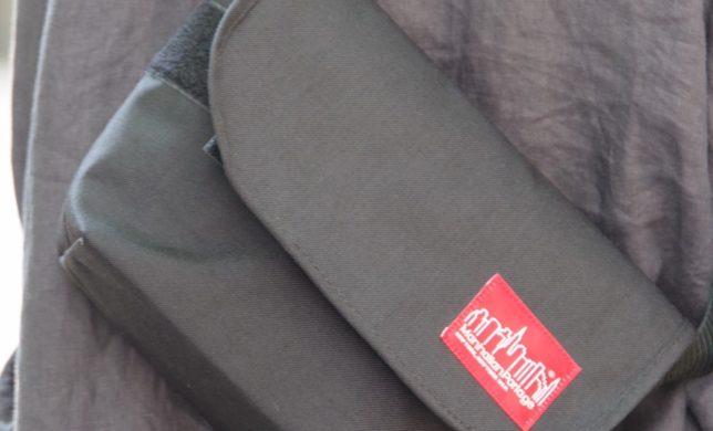 これぞブランドの顔‼メッセンジャーバッグ‼