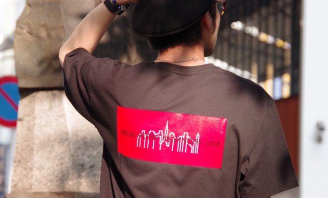 USAコットン100%を使用~Tシャツ~