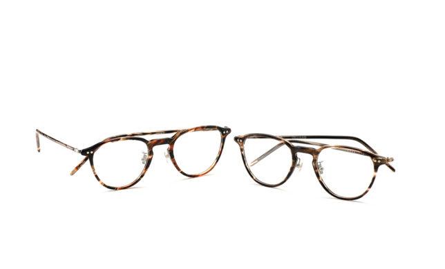 ボストンのかたち 金子眼鏡「KC-50」