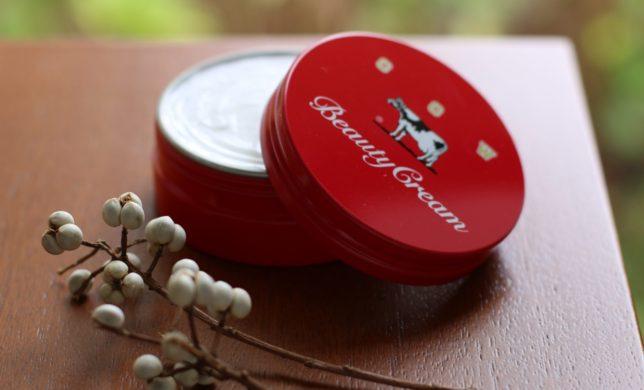 【予約受付中】牛乳石鹼「赤箱ビューティクリ ーム」