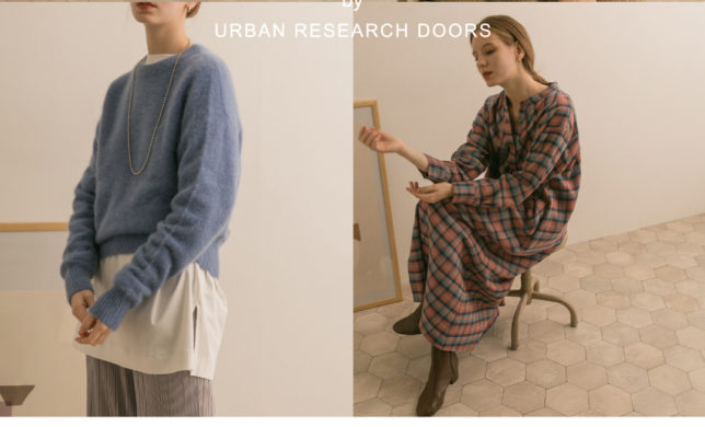 thint by URBAN RESEARCH DOORS POP UP SHOP 開催!