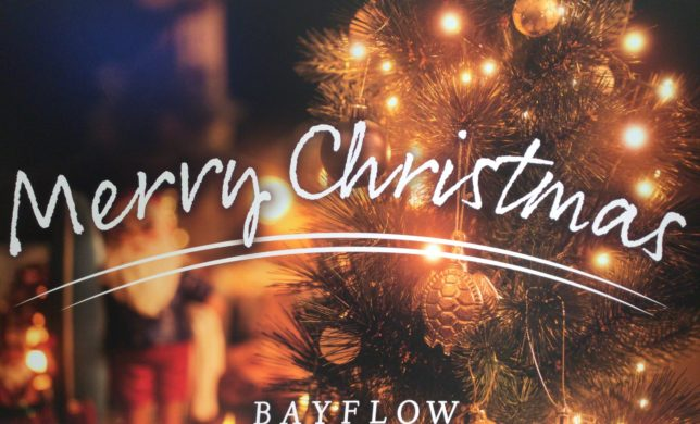 bayflow Christmas〜☆