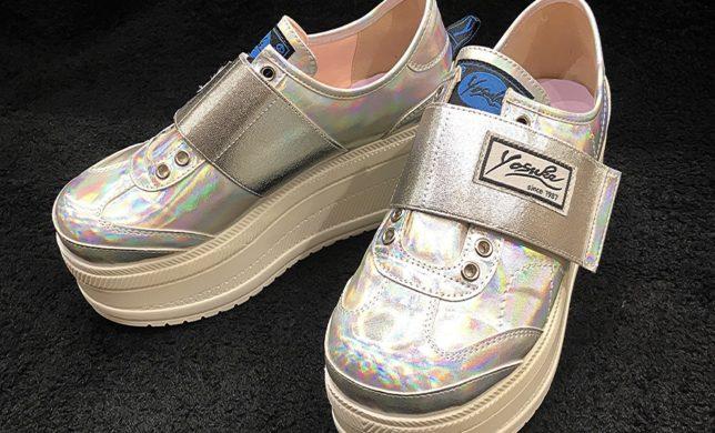 【YOSUKE】虹色に輝くスペシャルな一足✨✨
