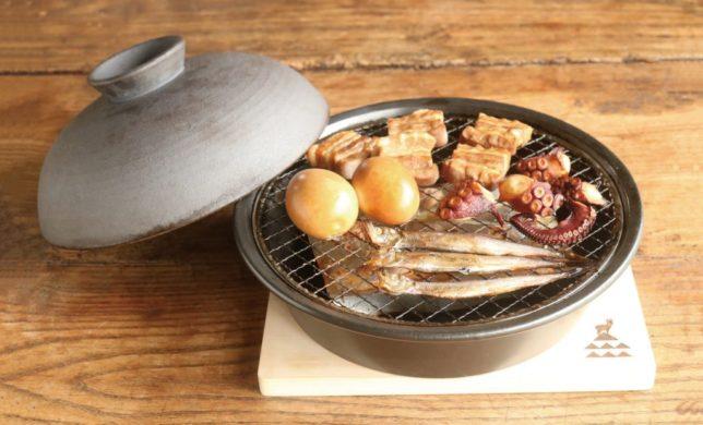 【新商品】かもしか道具店くんせい鍋