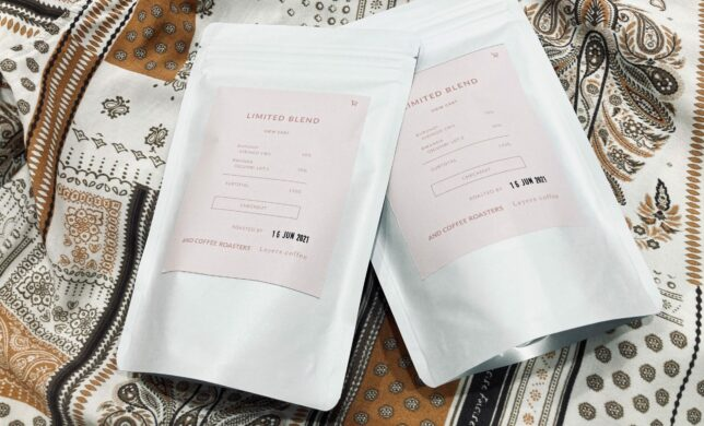 【LIMITED COFFEE BLEND RELEASED TODAY】