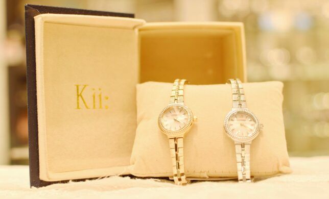 アンティークな腕時計『CITIZEN Kii:』