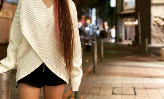 【GALENA】 ニットトップス